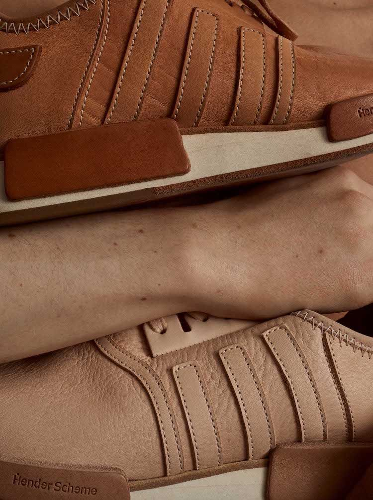 brand new 1af7e bd77c Ana Degenaar Nude Minimalism Adidas Originals x Hender Scheme