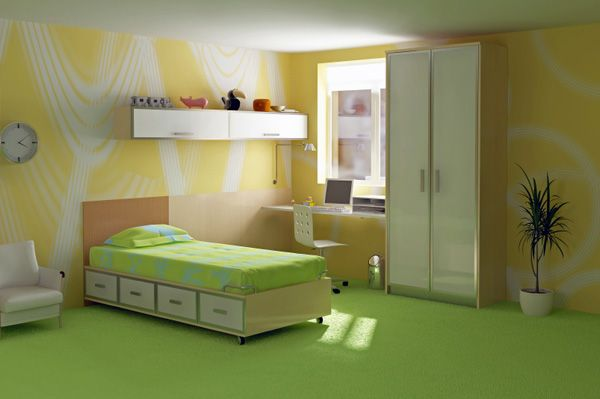 personal and practical space | decorating, bedrooms and child
