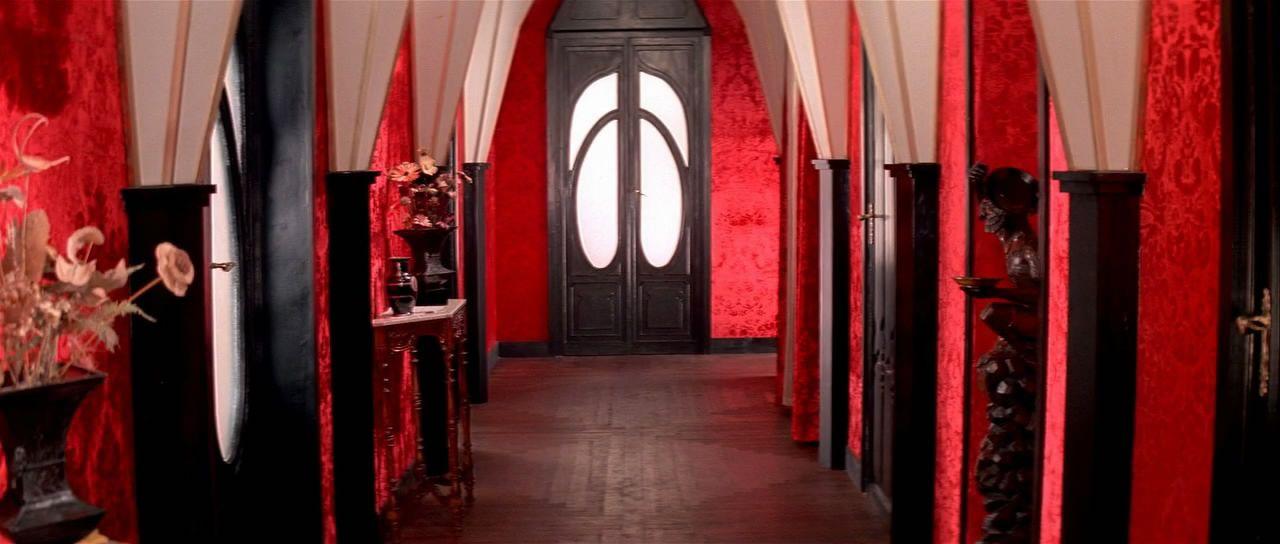 Suspiria (1977) - Dario argento, Set design, Interior - 웹