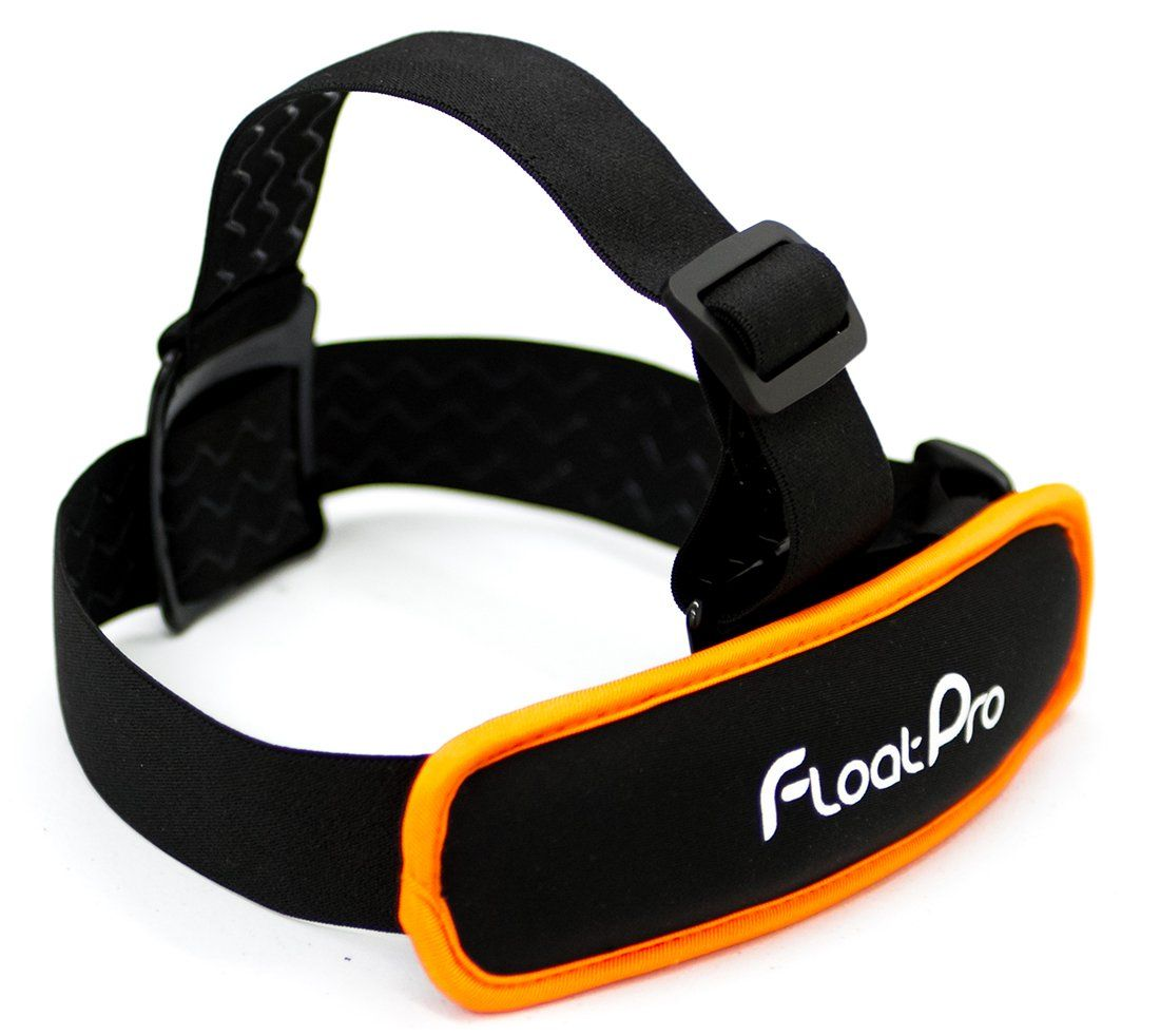 FloatPro 2-in-1 Head Strap Mount and Detachable Floaty for GoPro