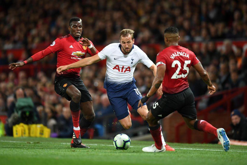 Tottenham vs Man Utd: Đôi công nảy lửa