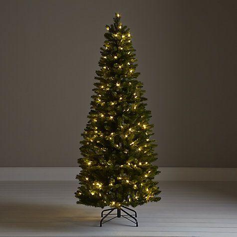 Buy John Lewis Pre Lit Pop Up Space Saver Christmas Tree 6ft Online
