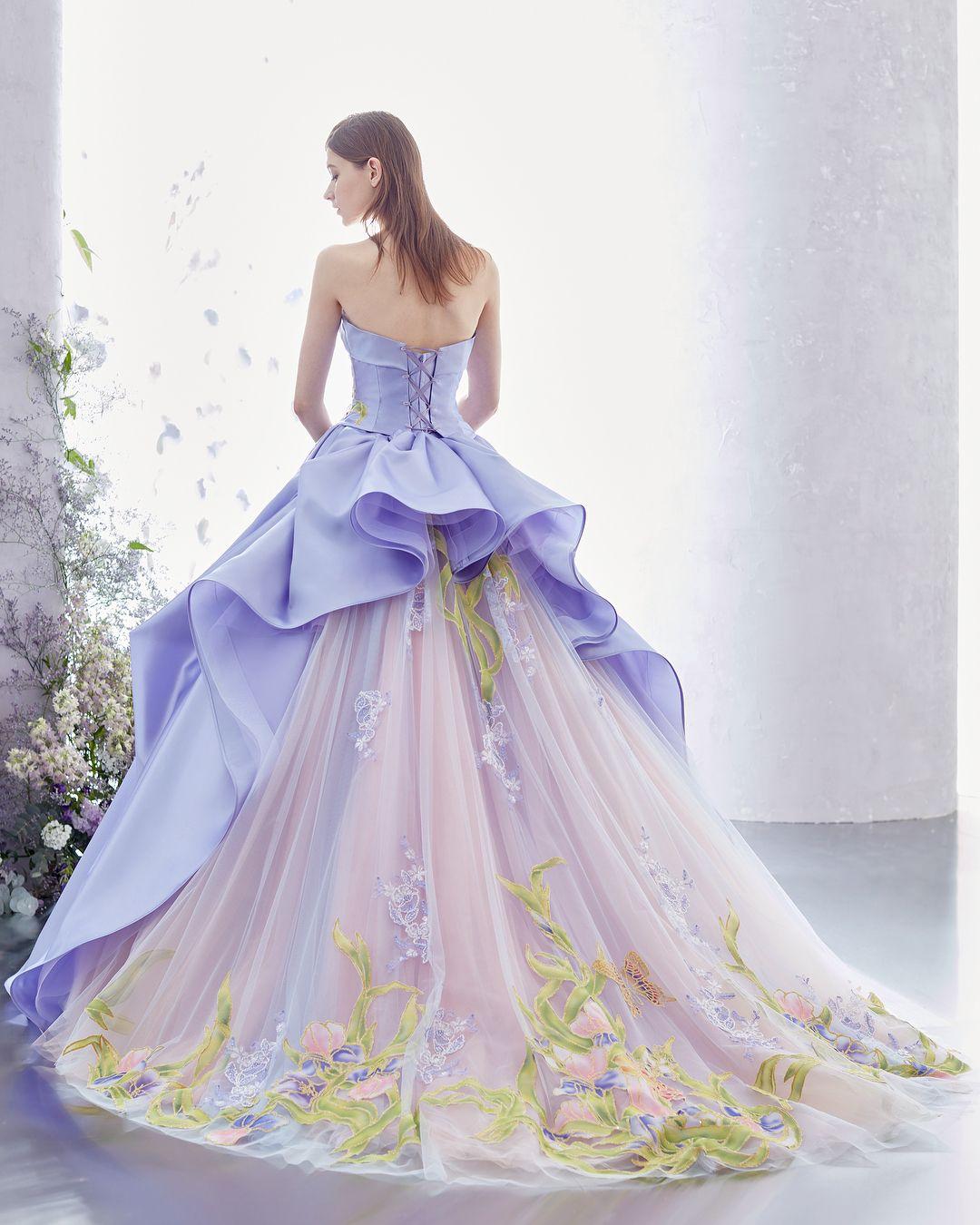 pin von hideto auf color dress | ballkleid, kleider, bekleidung