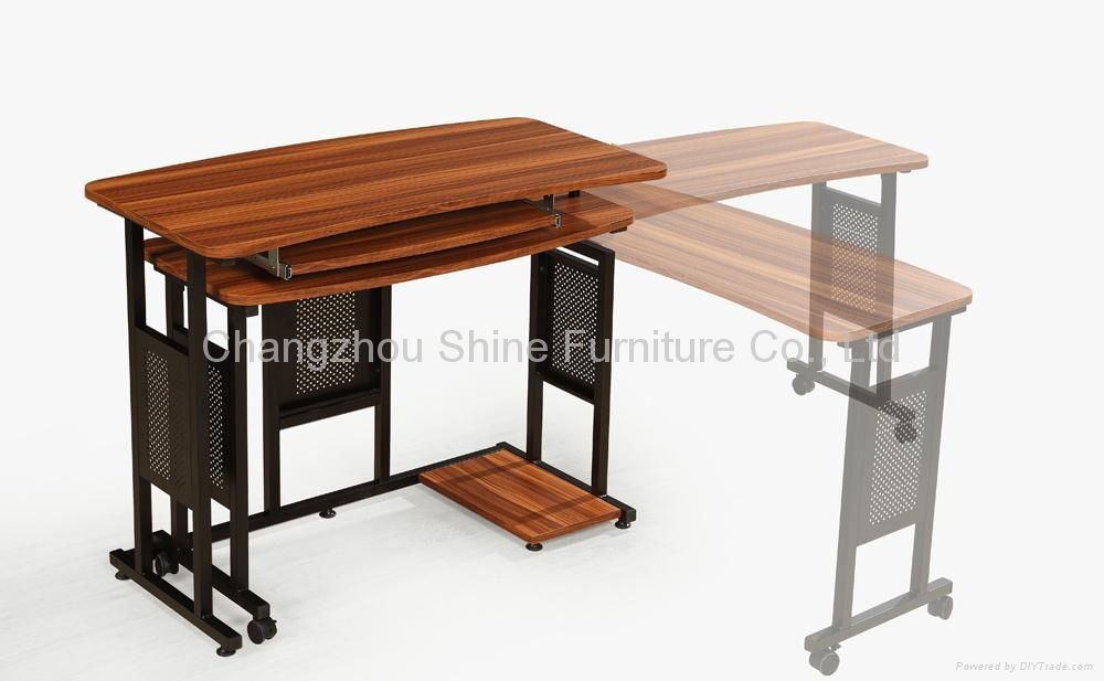 Folding Computer Desk Ct 8203k Soho China Manufacturer Office Furniture Furniture Products Diytrade China Manufacturers 인테리어