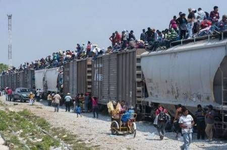 Nearly Half a Million Illegals Caught Crossing Into US Last Year | The Gateway Pundit ~ If nearly half a million illegals were caught just imagine the number that slipped through unobserved.