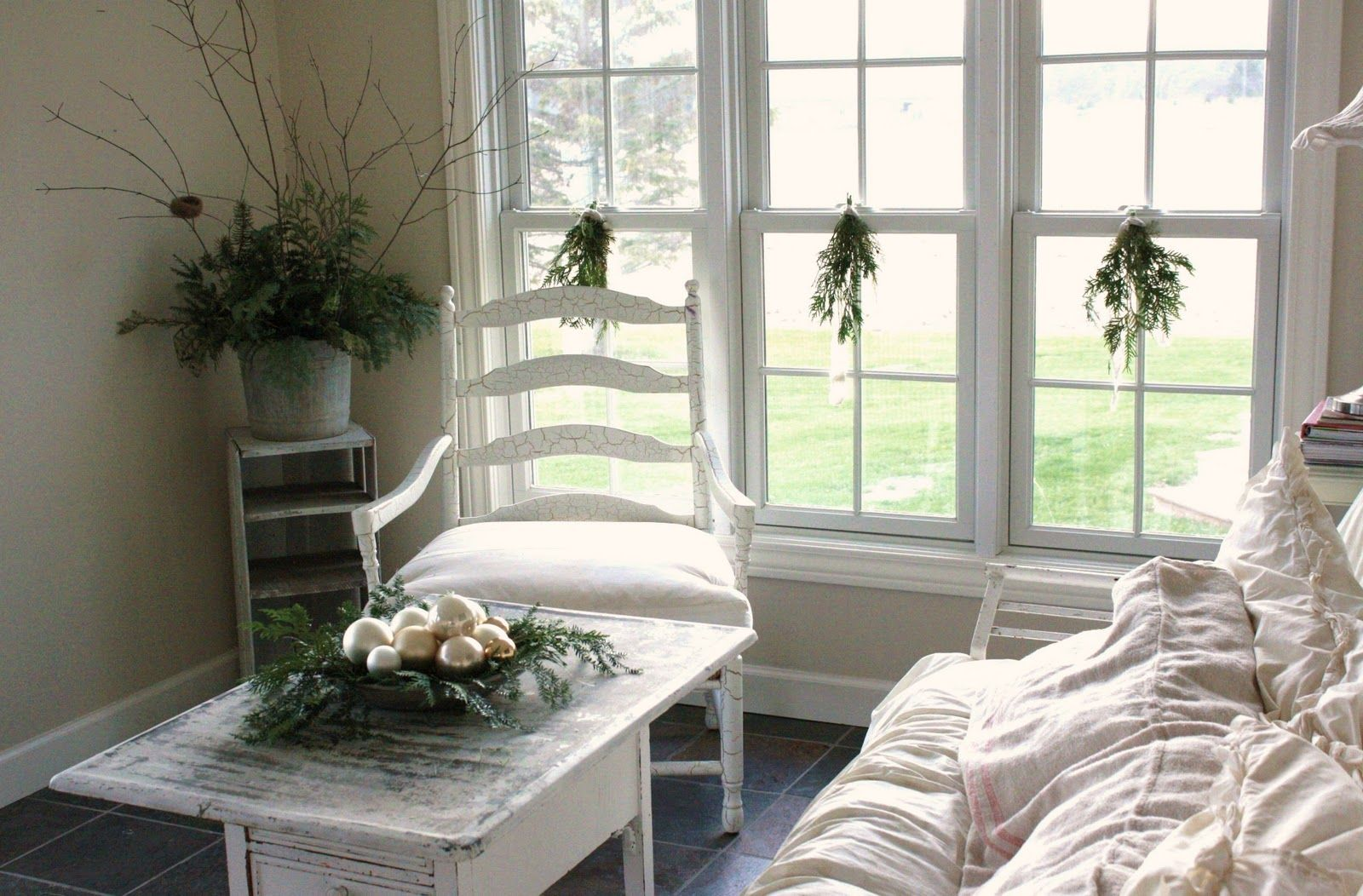 Window decor for bedroom  christmas room  christmas decor  pinterest  christmas room