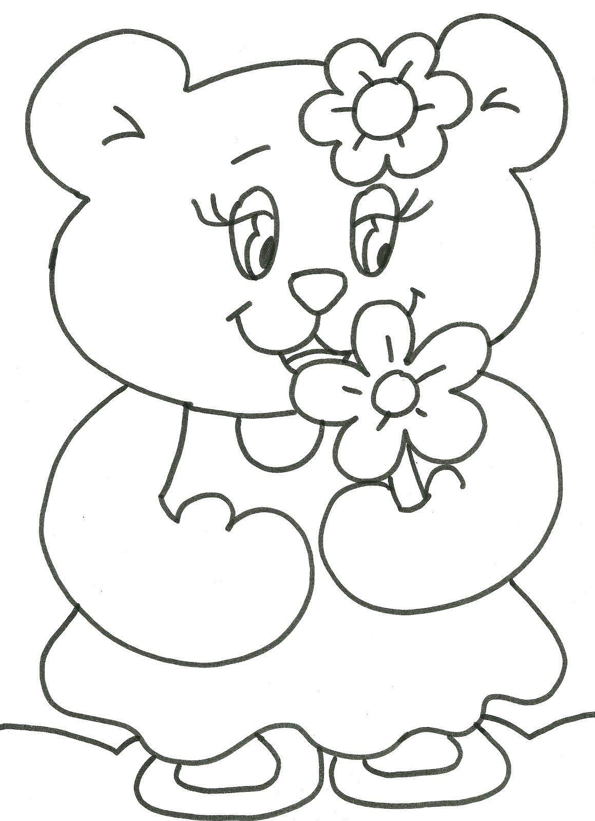 Ursinhas Desenho Mickey