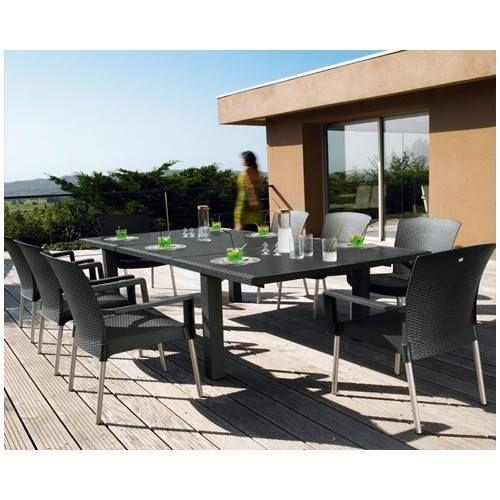 Los muebles de jardín Grosfillex son la alternativa ideal para tener ...