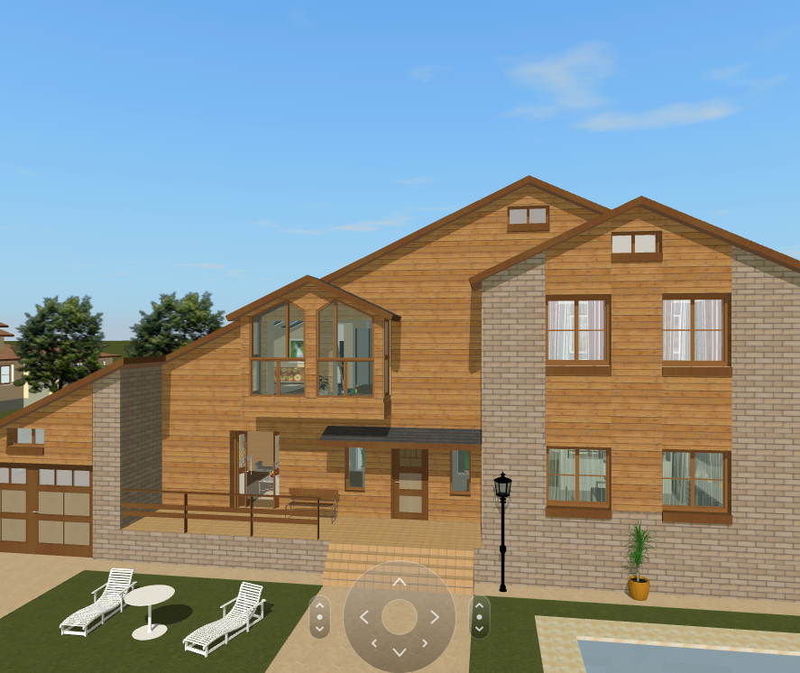 Build It 3d Home Design Software: Here's An Example Of A House, Created With The Help Of