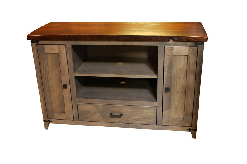 Frontier Collection TV Stands   Ohio Hardwood Furniture