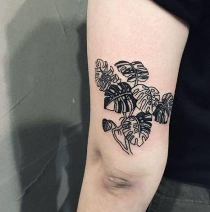 50+ Trendy Plants Tattoo Arm -   17 plants Tattoo arm ideas