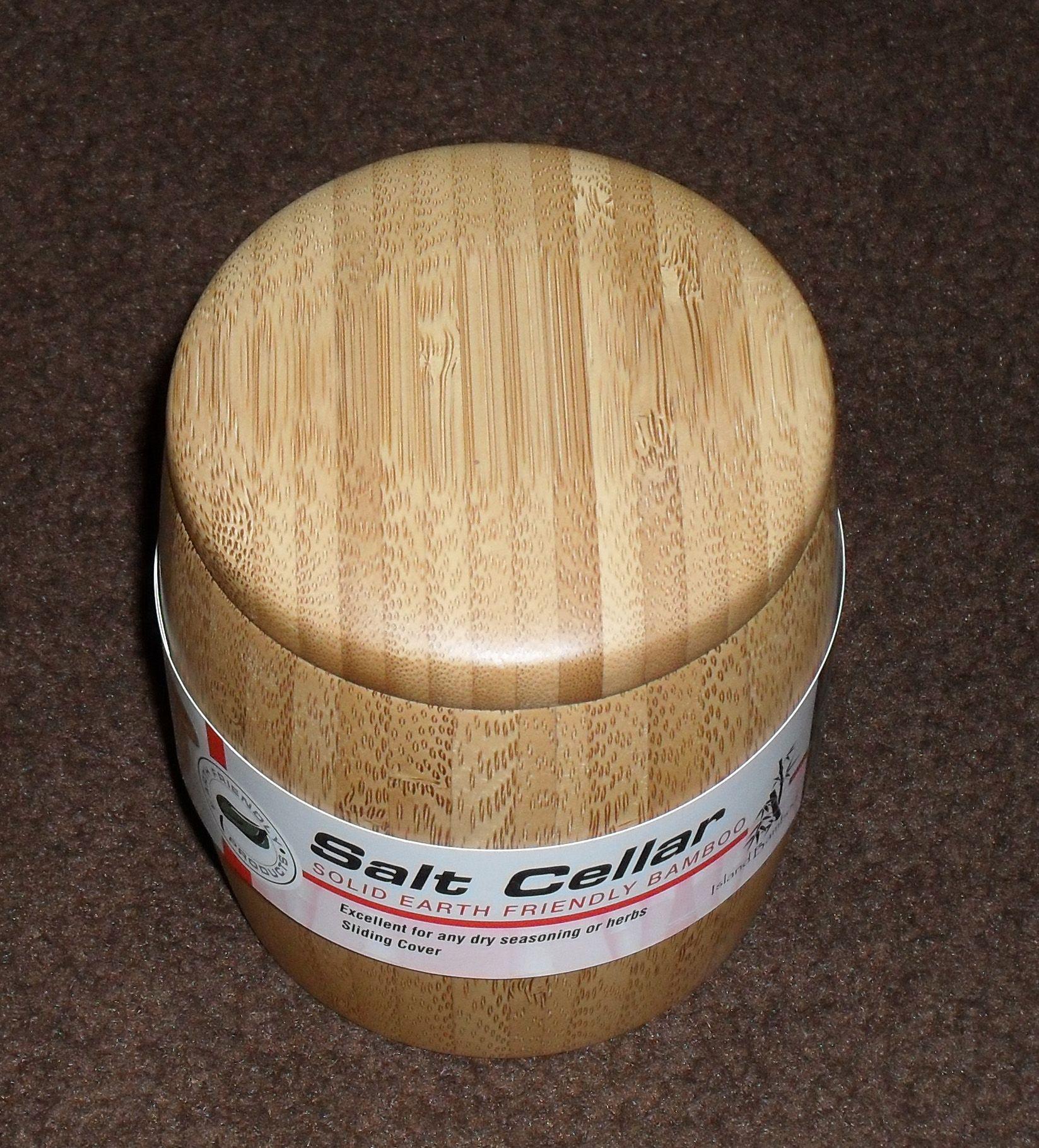 Island Bamboo Salt Cellar & Island Bamboo Salt Cellar | Bamboo | Pinterest
