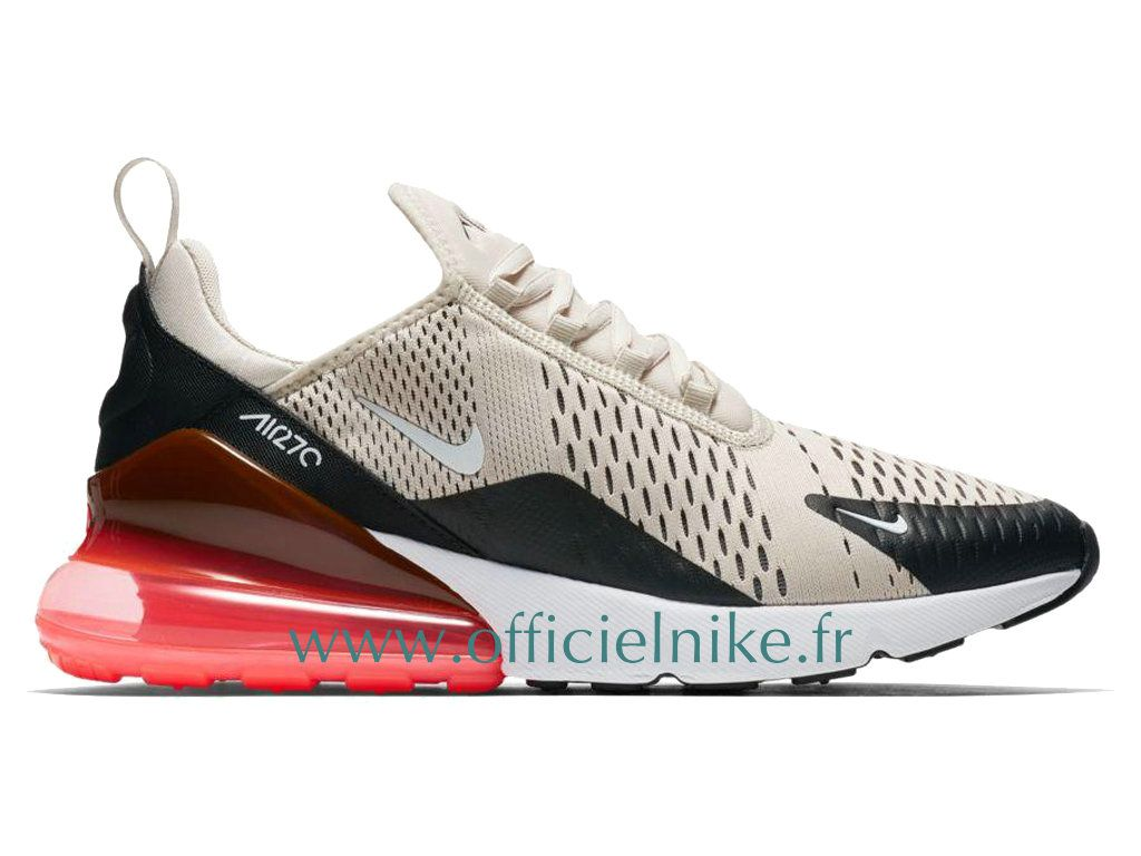 nouveau style c13d8 0610d Homme Chaussure Officiel Nike Air Max 270 Light Bone Hot ...