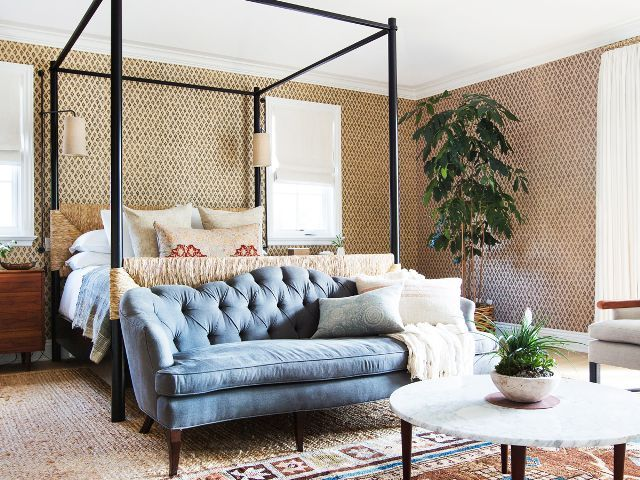 Best These 15 Small Sofas For Bedrooms Will Make Your Space 640 x 480