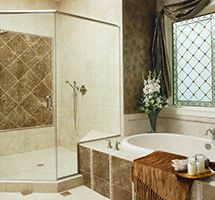 Custom Shower Pa Projects To Try Glass Shower Glass Shower