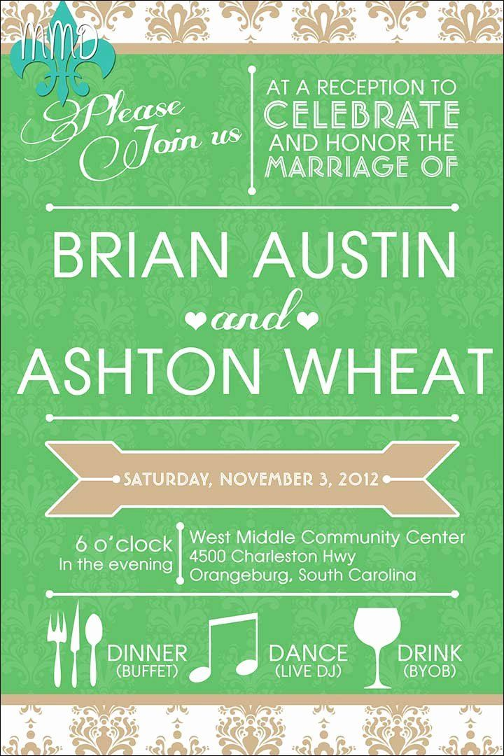 Informal Wedding Invitation Wording Awesome 10 Funny and
