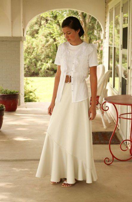 inspiring modest casual bedroom | Trendy skirt modest inspiration 31 Ideas #skirt in 2019 ...