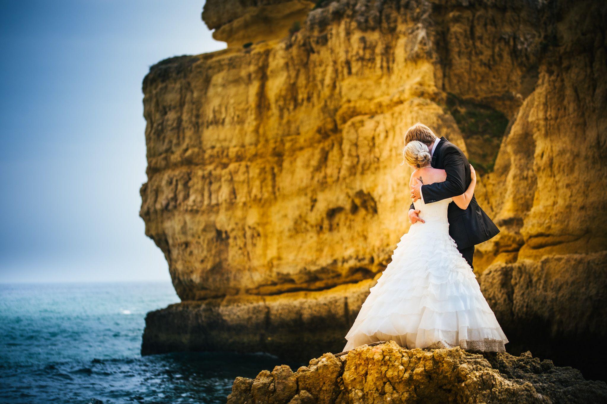 #Brautpaarshooting in #Portugal #Albufeira  Röhricht Wedding Photography - Hochzeitsfotograf aus Stade bei Hamburg