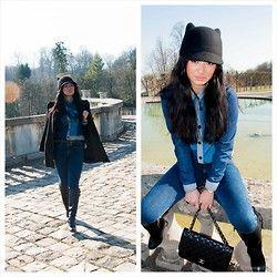 435ed6ee4809 Pin by jessy jade on Chanel handbags   Chanel jumbo, Chanel, Chanel ...