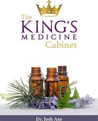 The Kings Medicine Cabinet Essential Oils Guide | Essencial Oils ...