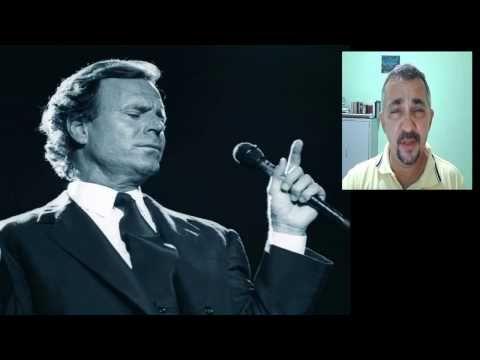 Julio Iglesias Entoando Cantico 138 Youtube Julio Iglesias