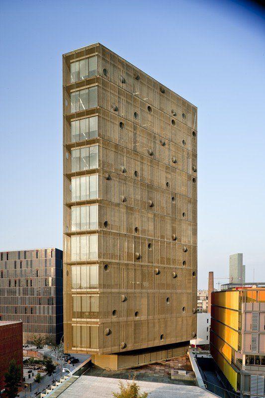 Indra corporate building barcelona spain b720 - Trabajo arquitecto barcelona ...