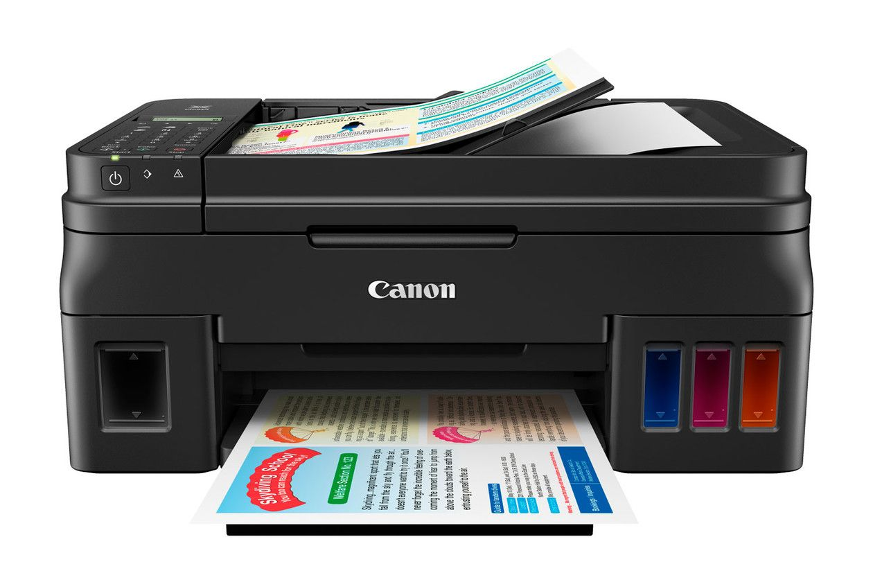 New Canon G Series Printers Come With Refillable Ink Tanks Digital Trends May In Canon Má»±c