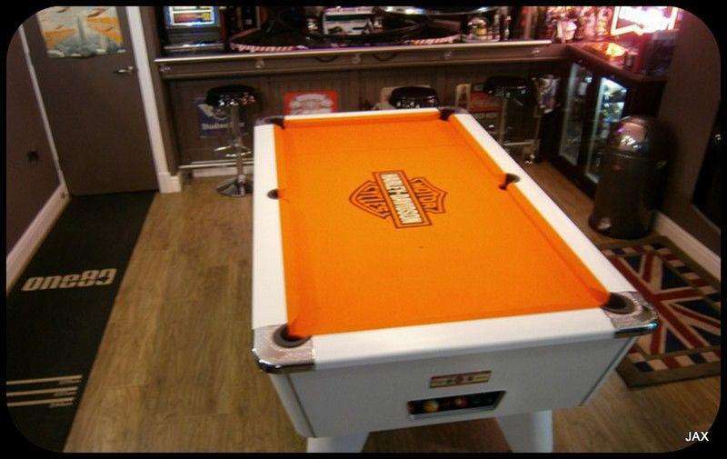 Harley Davidson Unusual Pool Table Pool Table Felt Pool Table Felt Colors
