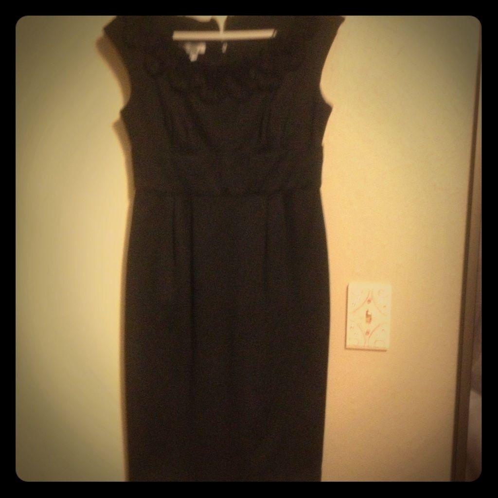Petite Black Dress