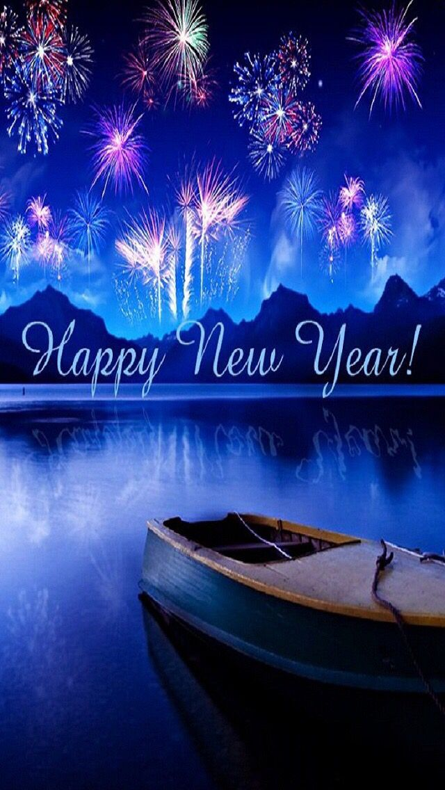 Happy New Year!  Wallpaper backgrounds  Pinterest