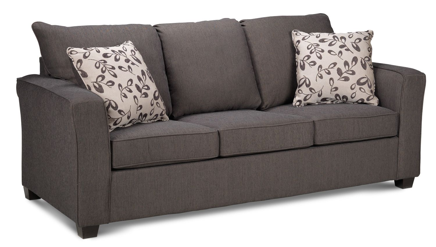 Dina Ii Upholstery Full Sofabed Leon S Fold Out Coach Side