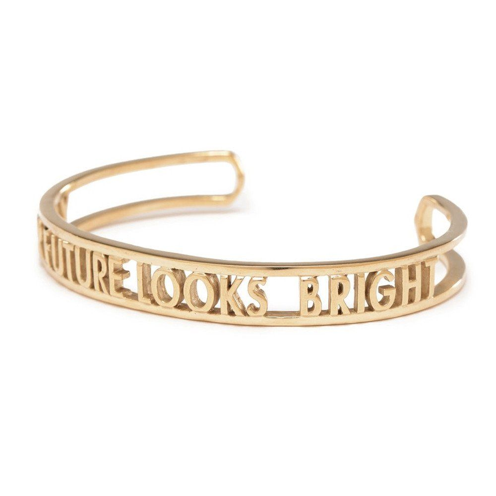Your Future Looks Bright Cuff - Bing Bang NYC - 3
