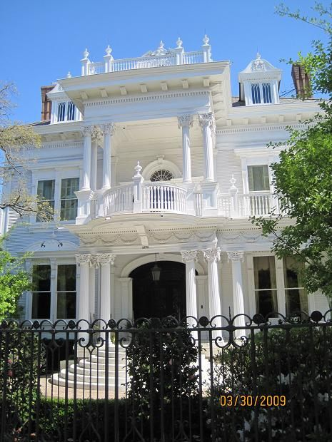 Wedding Cake House New Orleans Nola House Victorian Homes