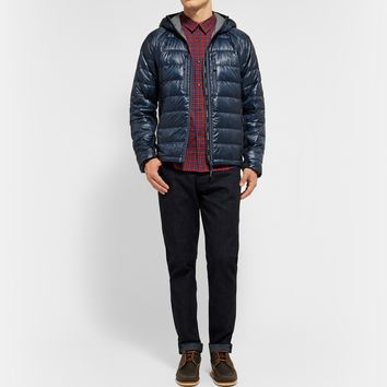 Canada Goose - Hybridge Lite Down-Filled Quilted Hooded Jacket | MR PORTER