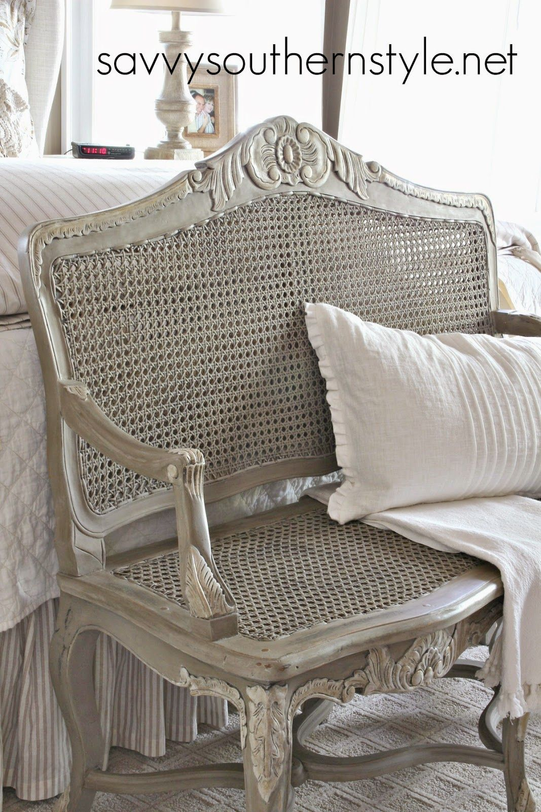 French Bench Makeover Makeovers Pinterest French