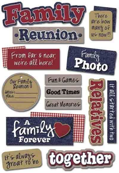 Image result for photo booth props for family reunion Family - free printable family reunion templates