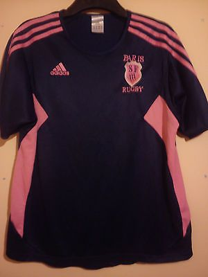 Pin by Zeppy.io on France | Shirts, Pink adidas, Paris rugby