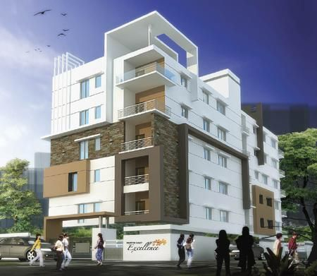 Residential Apartment Flat In Kondapur Hyderabad 3 Bedrooms Bhk For Sale