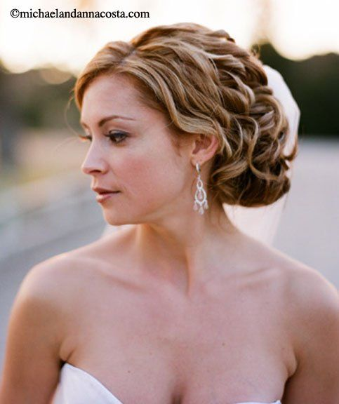 Hairstyle For Wedding Front View: Wedding Hair Beauty, Mother Of The