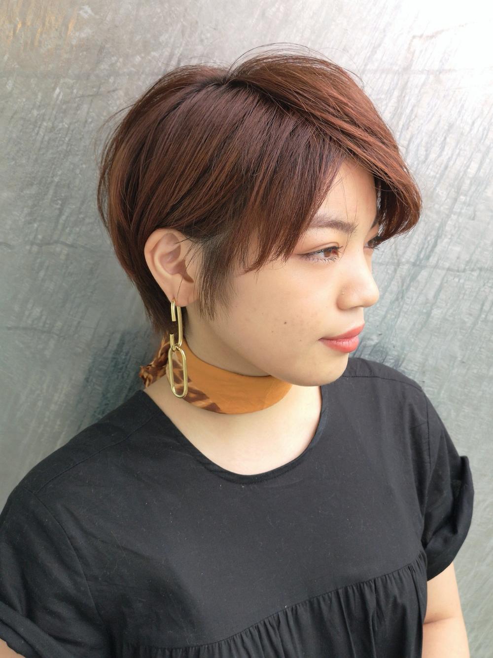 芸能人もしている かっこかわいいレディース短髪ヘア大特集 Hair
