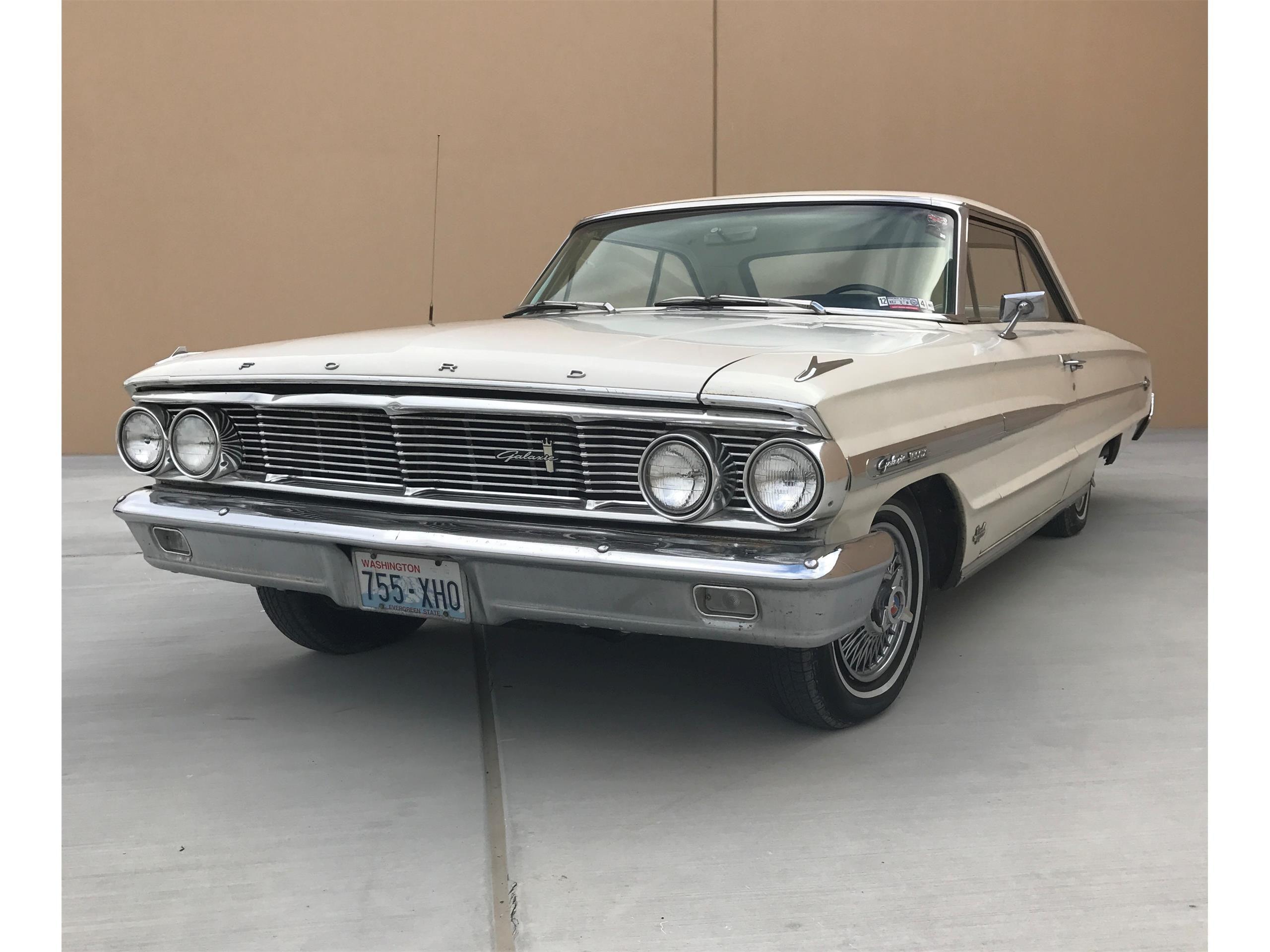 1964 Ford Galaxie 500 Xl For Sale Listing Id Cc 1097534