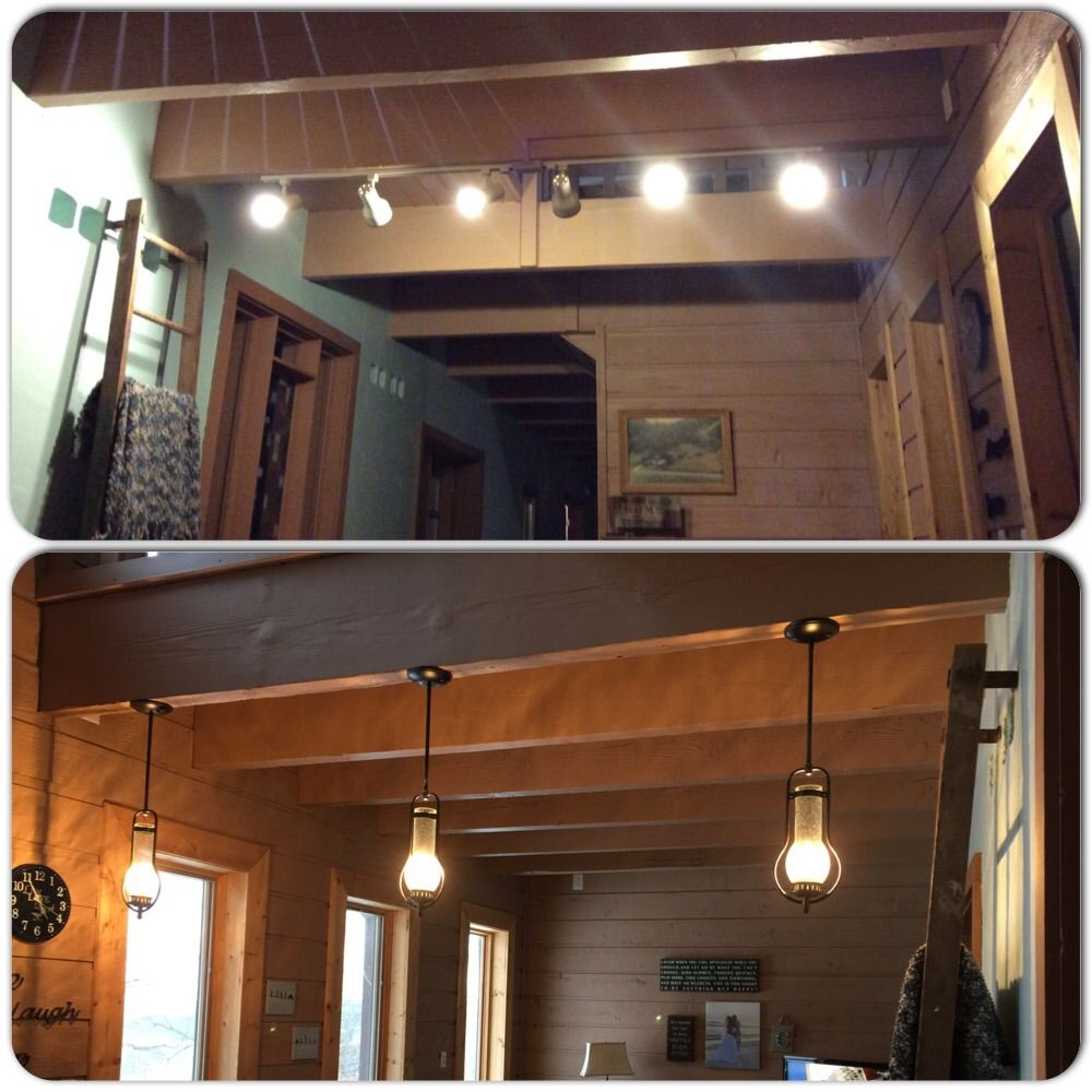 Track Lighting Replacement