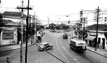1950 Largo Do Cambuci Fotos Antigas De Sp Sao Paulo Arco Do