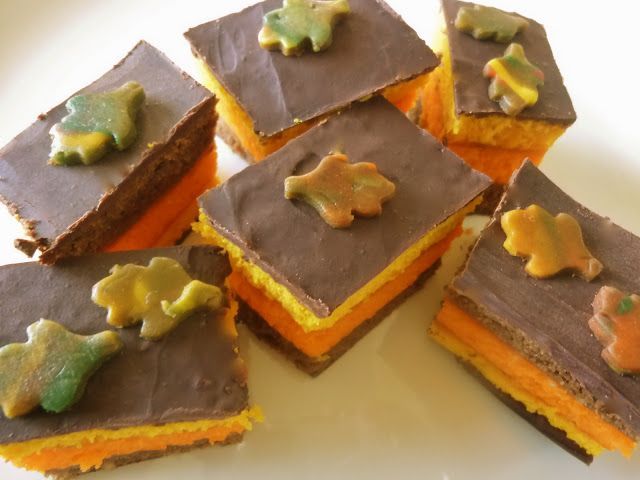 Diary of a Mad Hausfrau: Autumn Seven Layer Cookies