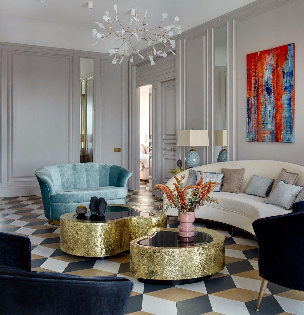 Design Project Modern Apartment by Ekaterina Lashmanova