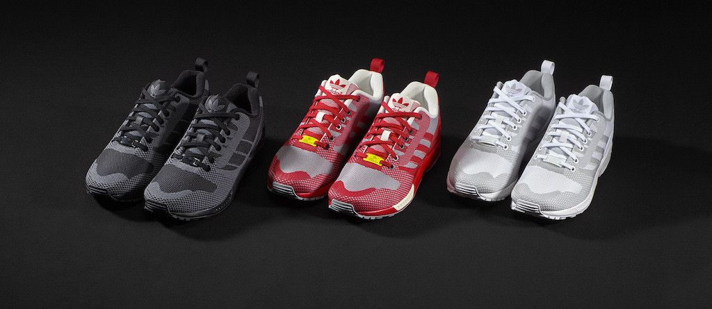 adidas originals mi zx flux weave option