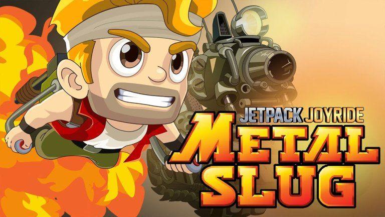 Wow Metal Slug Llega Hoy Mismo A Jetpack Joyride Games En 2020 Mochila Propulsora World Of Warcraft Toyama