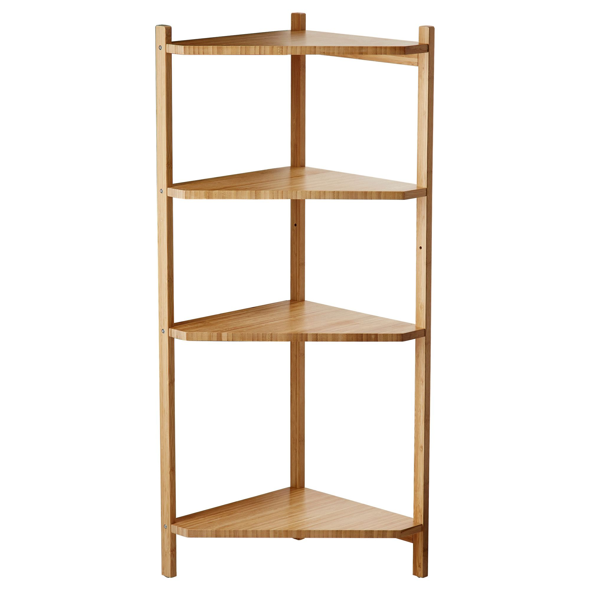 RÅGRUND Corner Shelf Unit