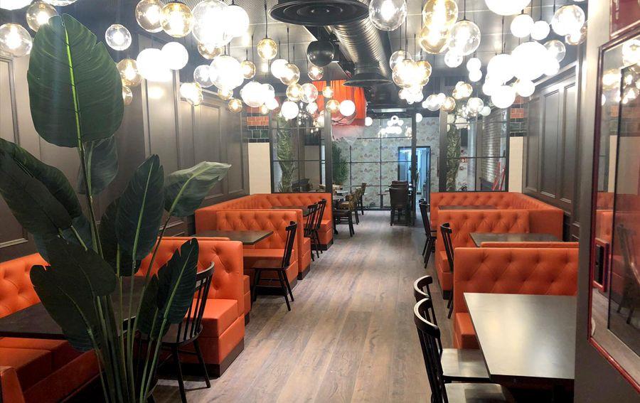 Nuevo Viena En Diagonal 529 531 Taido Taido Cadena De Restaurantes Viena Restaurantes