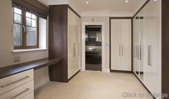 Walk In Wardrobe Gallery Fitted Bedroom Furniture Built In